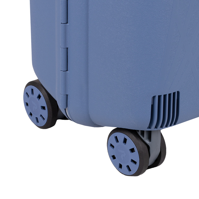 Palubní zavazadlo modré na kolečkách roncato, modrá, 960-9731 - 16