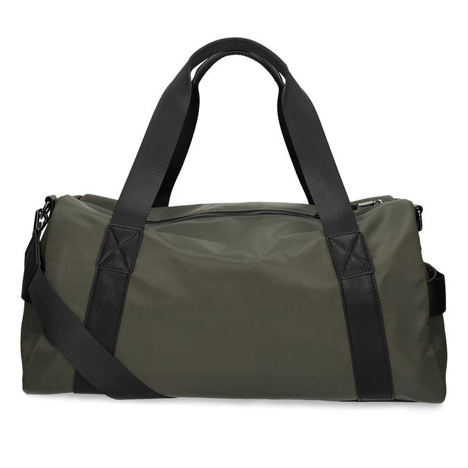 Cestovní khaki taška atletico, zelená, 969-7690 - 16