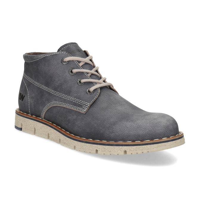 c162623a99 Weinbrenner Pánská kožená kotníčková obuv - Neformální