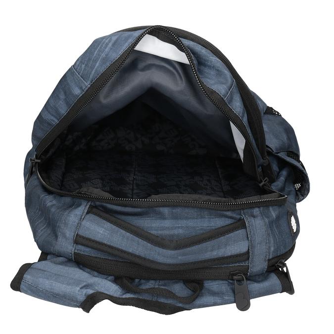 Tmavě šedý školní batoh bagmaster, šedá, 969-2722 - 15