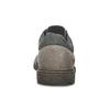 Šedé ležérní pánské kožené polobotky weinbrenner, šedá, 826-8692 - 15
