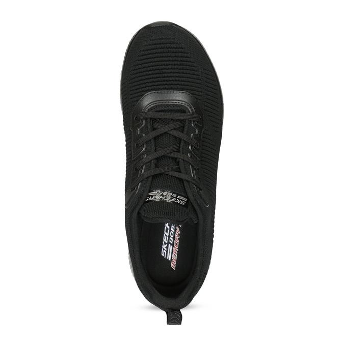 Černé dámské ležérní tenisky skechers, černá, 509-6146 - 17