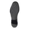 Kotníčkové dámské holínky s přezkou bata, černá, 592-6601 - 18
