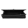Dámská černá Crossbody kabelka bata, černá, 969-6874 - 15