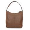 Hnědá kožená kabelka bata, hnědá, 964-3254 - 16