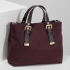 Dámská vínová kabelka bata, červená, 969-5691 - 17