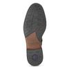 Hnědá kotníčková obuv bugatti, hnědá, 826-3080 - 18