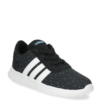 Dětské sportovní tenisky černo-modré adidas, černá, 109-6200 - 13