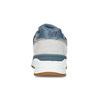 Pánské tenisky z broušené kůže new-balance, modrá, 803-9171 - 15