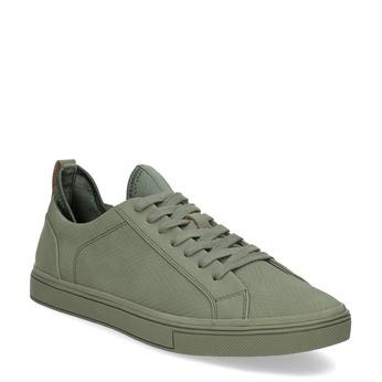 Pánské khaki tenisky bata-red-label, zelená, 841-7623 - 13
