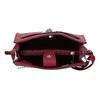 Červená kabelka se zámečkem bata-red-label, červená, 961-5902 - 15