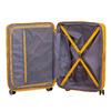 Žlutý kufr na kolečkách american-tourister, žlutá, 960-8614 - 17