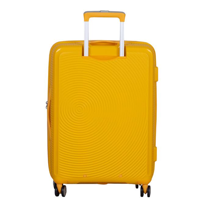 Žlutý kufr na kolečkách american-tourister, žlutá, 960-8614 - 26