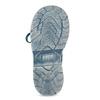 Modrá dětská kožená kotníčková obuv mini-b, modrá, 296-9602 - 18