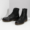 Černá dámská kožená obuv v Chelsea stylu bata, černá, 596-6732 - 16