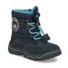 Dětské zimní boty modré bubblegummers, modrá, 199-9604 - 13