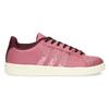 Růžové dámské ležérní tenisky adidas, červená, 501-5101 - 19