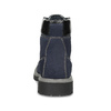 Tmavě modrá dámská kotníčková obuv weinbrenner, modrá, 596-2728 - 15