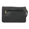 Černá pánská kožená taška do ruky bata, černá, 964-6315 - 16