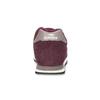 Vínové pánské tenisky z broušené kůže new-balance, červená, 803-5141 - 15