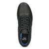 Černé pánské ležérní tenisky nike, černá, 801-6244 - 17