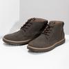 Kotníčková pánská obuv s prošitím bata-red-label, hnědá, 821-4605 - 16