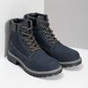 Tmavě modrá dámská kotníčková obuv weinbrenner, modrá, 596-2728 - 26