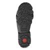Pánská kožená obuv s masivní podešví weinbrenner, hnědá, 846-4806 - 18