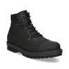 Kožená pánská kotníková obuv bata, černá, 896-6740 - 13