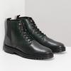 Pánská kotníčková obuv tmavě zelená bata, zelená, 896-7722 - 26
