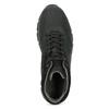 Pánská kotníčková obuv kožená černá camel-active, černá, 826-6001 - 17