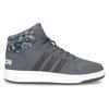 Šedé kotníčkové dětské tenisky adidas, šedá, 401-2395 - 19