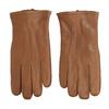 Pánské kožené rukavice světle hnědé bata, hnědá, 904-3143 - 26