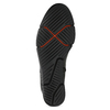 Dámská kotníčková obuv na klínku stříbrná bata-b-flex, stříbrná, 799-2642 - 18