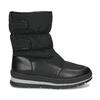 Černé dámské sněhule s výraznou podešví bata, černá, 599-6625 - 19
