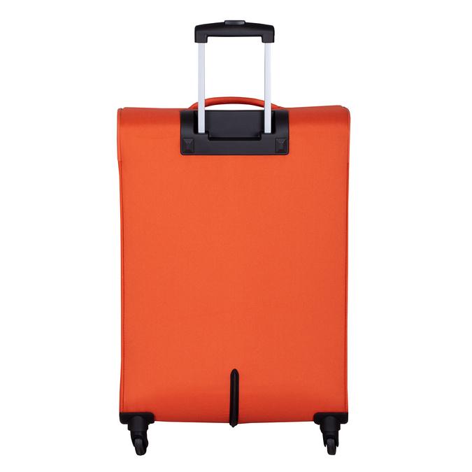 Oranžový textilní cestovní kufr american-tourister, oranžová, 969-8172 - 26