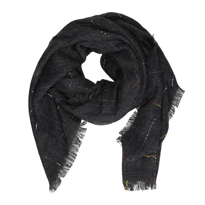 Dámský šátek s jemnou kostičkou bata, vícebarevné, 909-0715 - 26