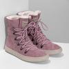 Dámská růžová zimní obuv se zateplením skechers, růžová, 503-5132 - 26