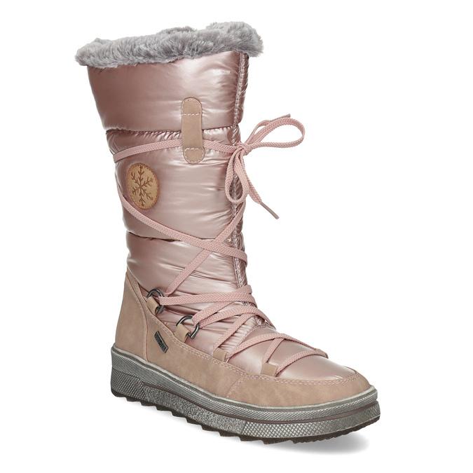 348313a860a Baťa Dámské zimní sněhule zlaté - Všechny boty