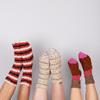 Ponožky od babičky L/XL bata, vícebarevné, 919-0755 - 17