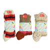 Ponožky od babičky L/XL bata, vícebarevné, 919-0755 - 26
