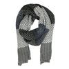 Pánská pletená pruhovaná šála bata, vícebarevné, 909-0692 - 26