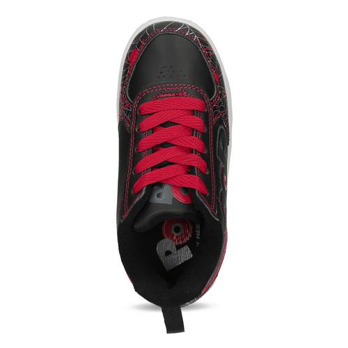 Pop by Heelys Černé dětské tenisky na kolečkách se vzorem - Všechny ... 546d465fdc