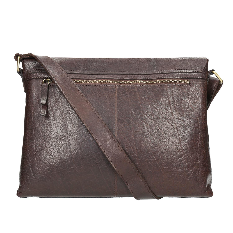 c2661ca10 ... Kožená pánská taška bata, hnědá, 964-4235 - 26 ...