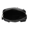 Černá pánská Crossbody taška bata, černá, 961-6966 - 15