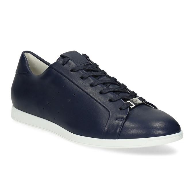 a31738511c Hogl Tmavě modré kožené dámské tenisky - Všechny boty