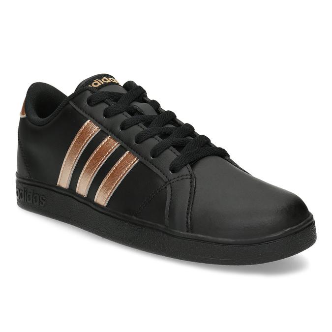 Adidas Černo-zlaté dětské tenisky