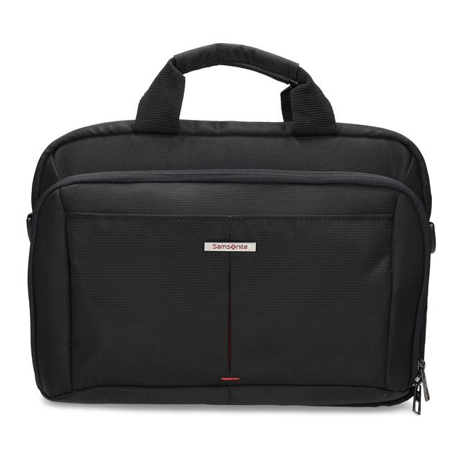 Taška s kapsou na notebook samsonite, černá, 969-6843 - 26