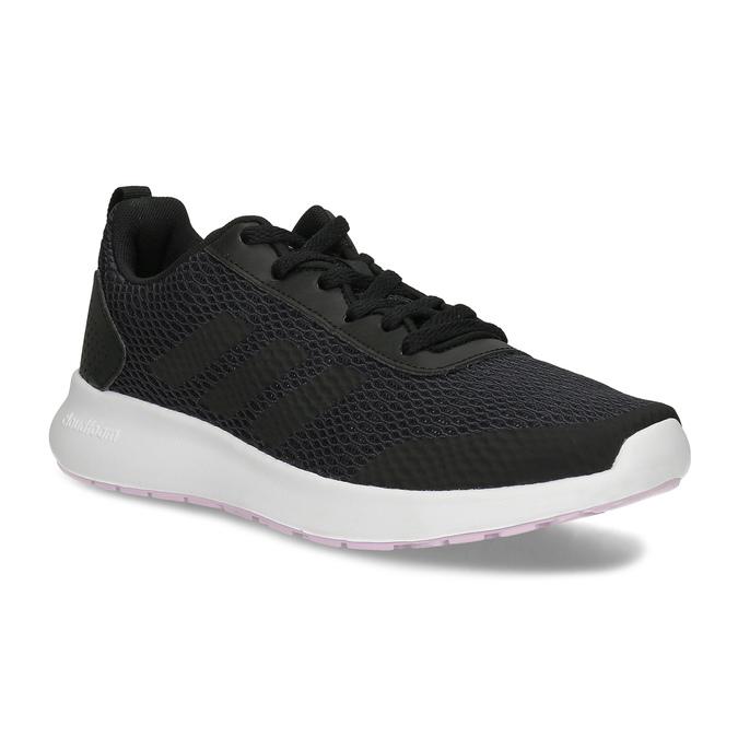 Adidas Dámské černé tenisky s bílou podešví