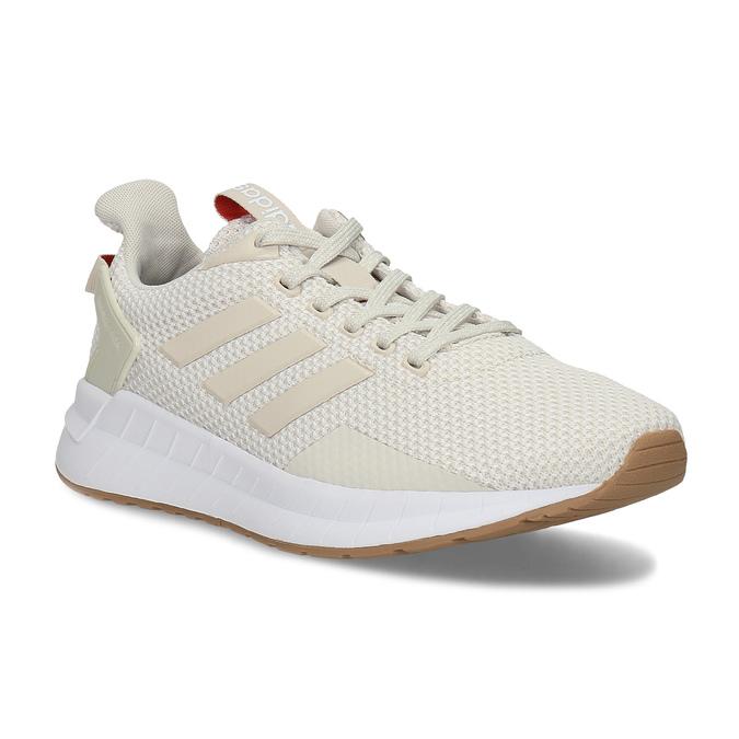 Krémové dámské tenisky s výraznou podešví adidas, béžová, 509-1129 - 13